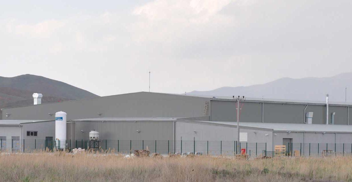 Yüksel Savunma Kompozit Fabrikası